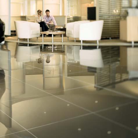 Tile King Be Inspired Tkrpm6060 High Gloss Porcelain Nero Black