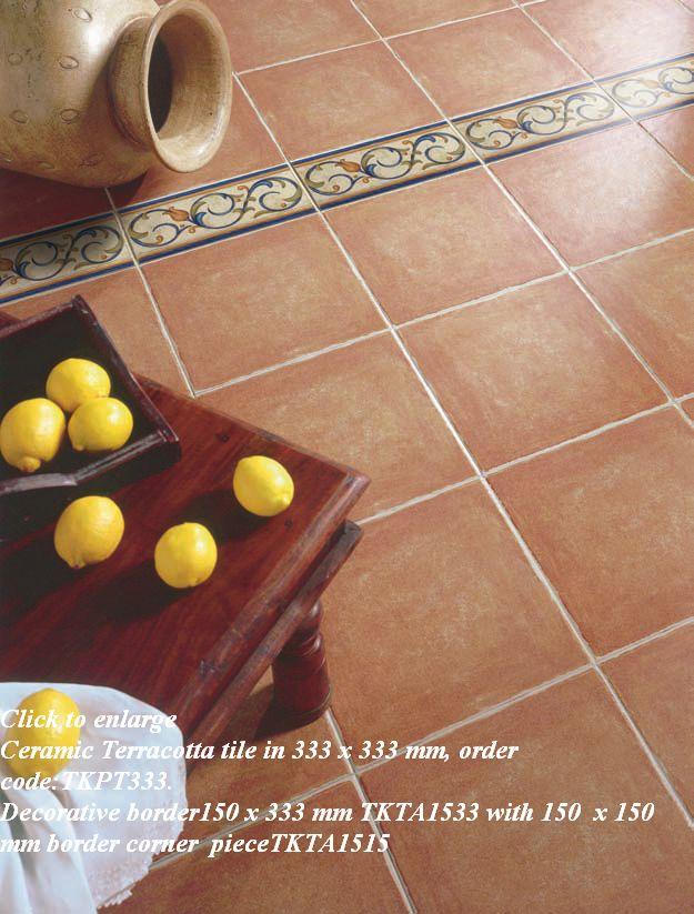 Tile King | Be inspired :: Products > Terracotta Floor Tiles